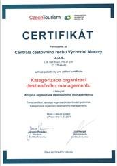 Kategorizace organizací destinačního managementu
