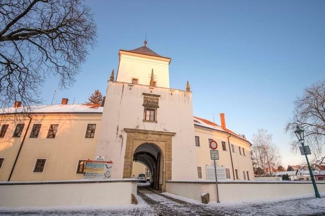 Zámek Bystřice pod Hostýnem, foto DMO Kroměřížsko