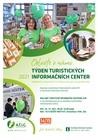Krajské Turistické Informační Centrum zve 26. října na Týden turistických informačních center ČR